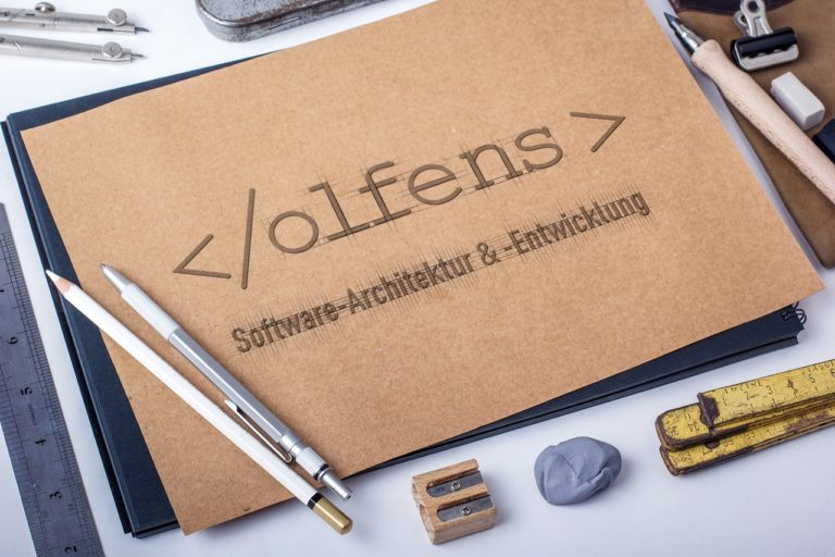 Olfens Software · Logodesign · Grafikstudio Carreira · Susi Carreira · Werbeagentur Bad Oeynhausen · Minden · Bünde