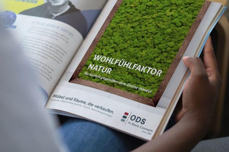 ODS Object & Design · Broschüre · Powerpoint-Vorlage · Logo · Grafikstudio Carreira · Susi Carreira · Werbeagentur Bad Oeynhausen · Minden · Bünde