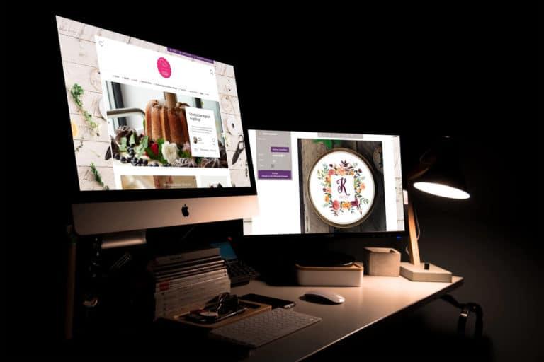Küchen-Miezen · Webdesign · Online-Shop · Grafikstudio Carreira · Susi Carreira · Werbeagentur Bad Oeynhausen · Minden · Bünde