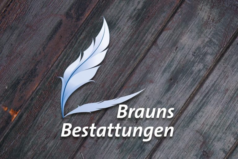 Brauns Bestattungen · Webdesign · Logo-Design · Grafikstudio Carreira · Susi Carreira · Werbeagentur Bad Oeynhausen · Minden · Bünde