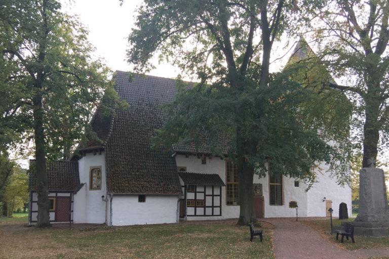 Danielskirche Lavelsloh · Logo-Design · Grafikstudio Carreira · Susi Carreira · Werbeagentur Bad Oeynhausen · Minden · Bünde