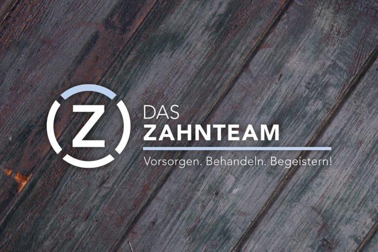 Zahnteam Minden · Logo-Design · Grafikstudio Carreira · Susi Carreira · Werbeagentur Bad Oeynhausen · Minden · Bünde