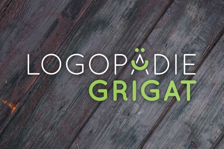 Logopädie Grigat · Logo-Design · Praxismarketing · Webdesign · Grafikstudio Carreira · Susi Carreira · Werbeagentur Bad Oeynhausen · Minden · Bünde