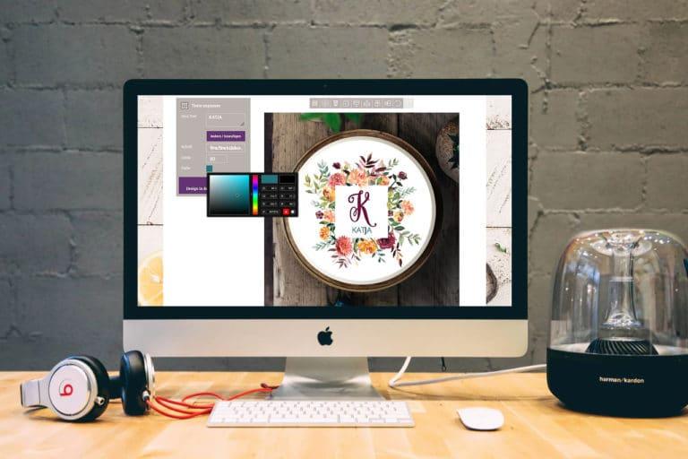 Küchen-Miezen · Online-Shop · Tortenbild-Konfigurator ·Corporate Design ·WordPress · Grafikstudio Carreira · Susi Carreira · Werbeagentur Bad Oeynhausen · Minden · Bünde