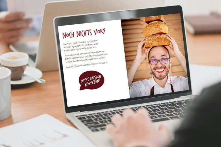 Bäckerei Bertermann · Webdesign · Website · Relaunch · Grafikstudio Carreira · Susi Carreira · Werbeagentur Bad Oeynhausen · Minden · Bünde